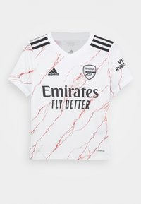 adidas Performance - ARSENAL FC AEROREADY SPORTS FOOTBALL - Club wear - clowhi/black - 0