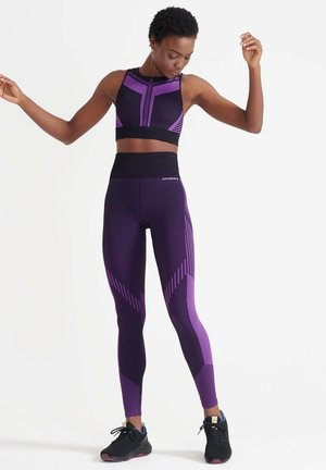 Leggings - vivid viola