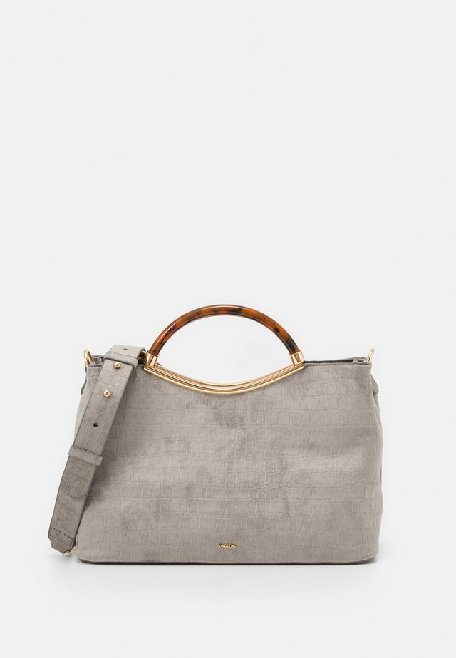 TOTE BAG HORTENSIA - Tote bag - light grey