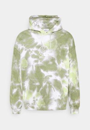 DOS SEGUNDOS GRAPHIC HOODIE - Sweatshirt - green