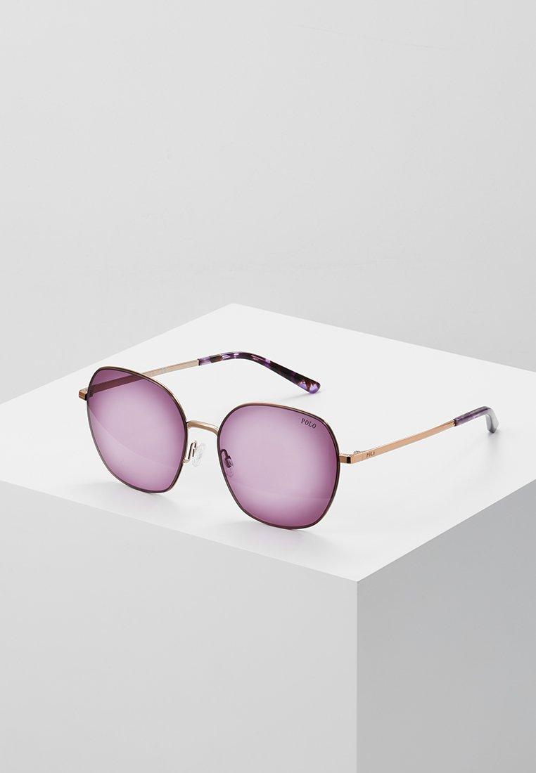 Polo Ralph Lauren - Sluneční brýle - rose gold-coloured