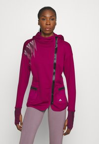 adidas Performance - Sports jacket - powber - 0