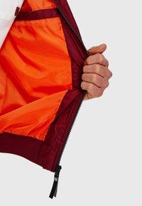 INDICODE JEANS - NOVAK - Light jacket - bordeaux - 3