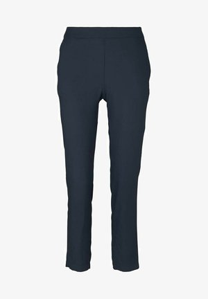 LOOSE FIT - Trousers - sky captain blue