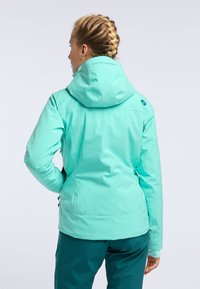 PYUA - BLISTER - Snowboard jacket - turquoise - 2