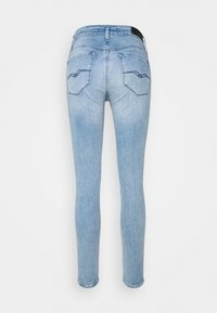 Replay - LUZIEN PANTS - Jeans Skinny Fit - light blue - 1