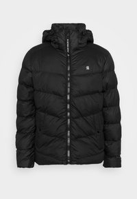 G-Star - WHISTLER PUFFER - Winter jacket - dark black - 6