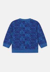 MOSCHINO - Sweatshirt - blue - 1