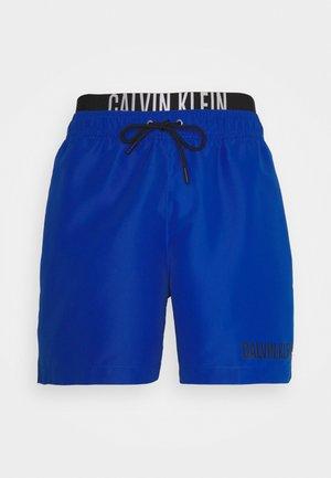INTENSE POWER MEDIUM DOUBLE - Swimming shorts - blue