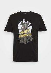 Just Cavalli - Print T-shirt - black - 4