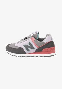 New Balance - WL574 - Zapatillas - purple - 1