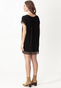 Indiska - MARSHA - Day dress - black - 1