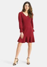 Nicowa - BELLANO - Day dress - rot - 1