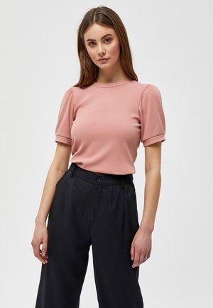 JOHANNA  - T-shirt basic - old rose