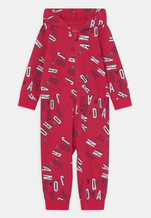 AIR COVERALL UNISEX - Tracksuit - very berry