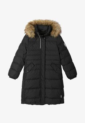 SATU - Winter coat - black