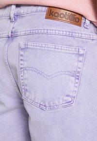 Kaotiko - BERMUDA BAGGY - Denim shorts - denim - 4