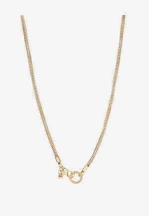 PRECINCT NECKLACE - Necklace - gold-coloured