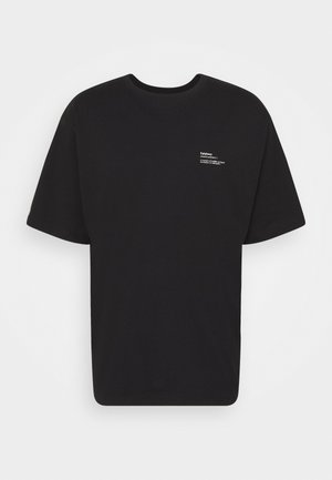 EPIPHANY - T-shirt con stampa - black