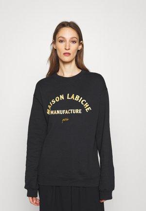 LEDRU MANUFACTURE - Sweater - black