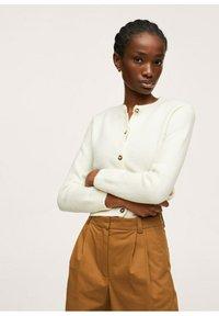 Mango - Trousers - medium brown - 6