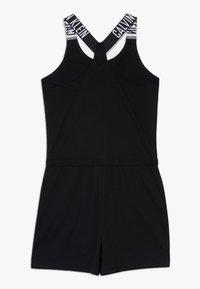 Calvin Klein Swimwear - ROMPER INTENSE POWER - Jumpsuit - black - 1