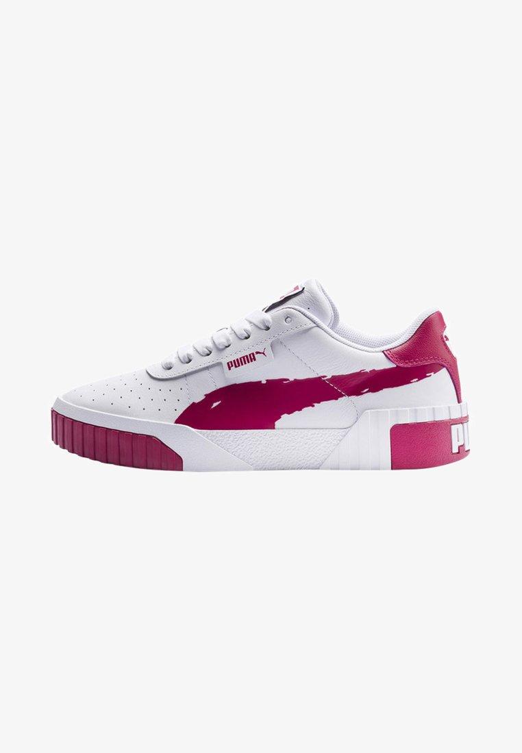 Puma - Sneakers laag - white