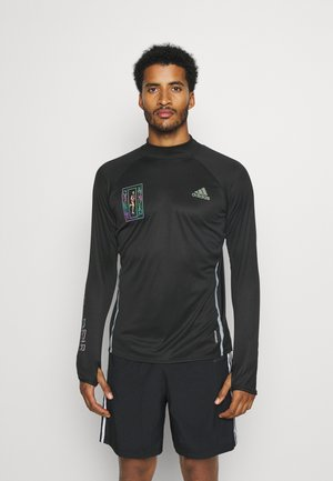 REFLECTIVE - Sports shirt - black
