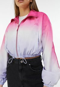 Bershka - Light jacket - pink - 3