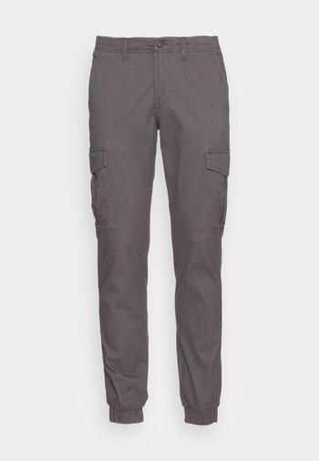JJIMARCO JJJOE CUFFED - Pantaloni cargo - asphalt