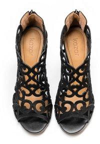 Kazar - MEGAN - High heeled sandals - black - 3