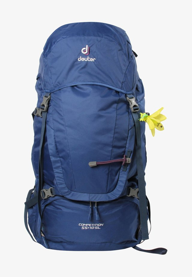 COMPETITION 55 + 10 SL - Hiking rucksack - mittelgrau