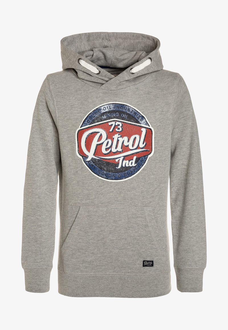 Petrol Industries - Hoodie - light grey melee