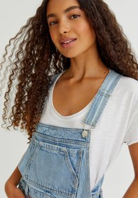 PULL&BEAR - Dungarees - blue - 3