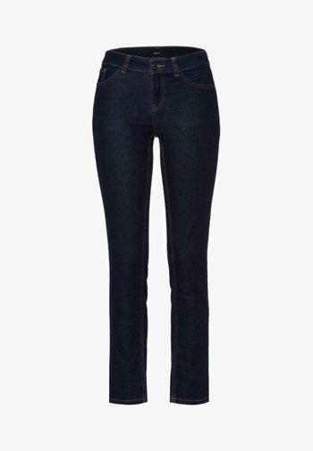 Seattle Slim Fit - Jean slim - dark blue