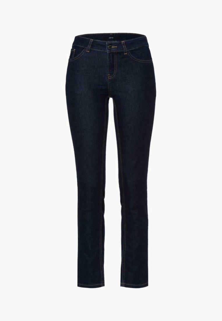 zero - Seattle Slim Fit - Slim fit jeans - dark blue