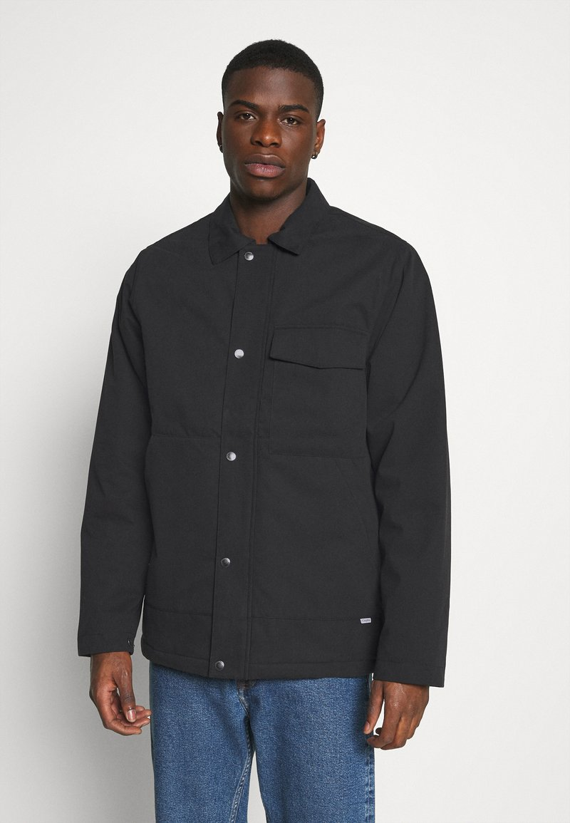 Cleptomanicx - COACHES  - Light jacket - black