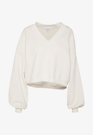 STELLA - Sweatshirt - white dusty
