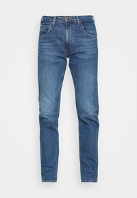 DAREN ZIP FLY - Straight leg jeans - dark freeport