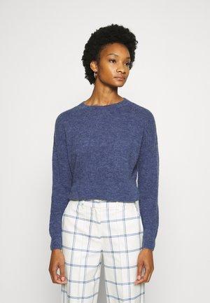 FEMME - Sweter - gray/blue