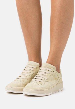 CPH463  - Sneakersy niskie - lemon