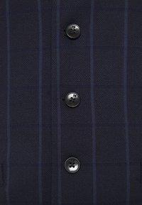 Scotch & Soda - CLASSIC YARN-DYED STRUCTURED - Waistcoat - combo - 2