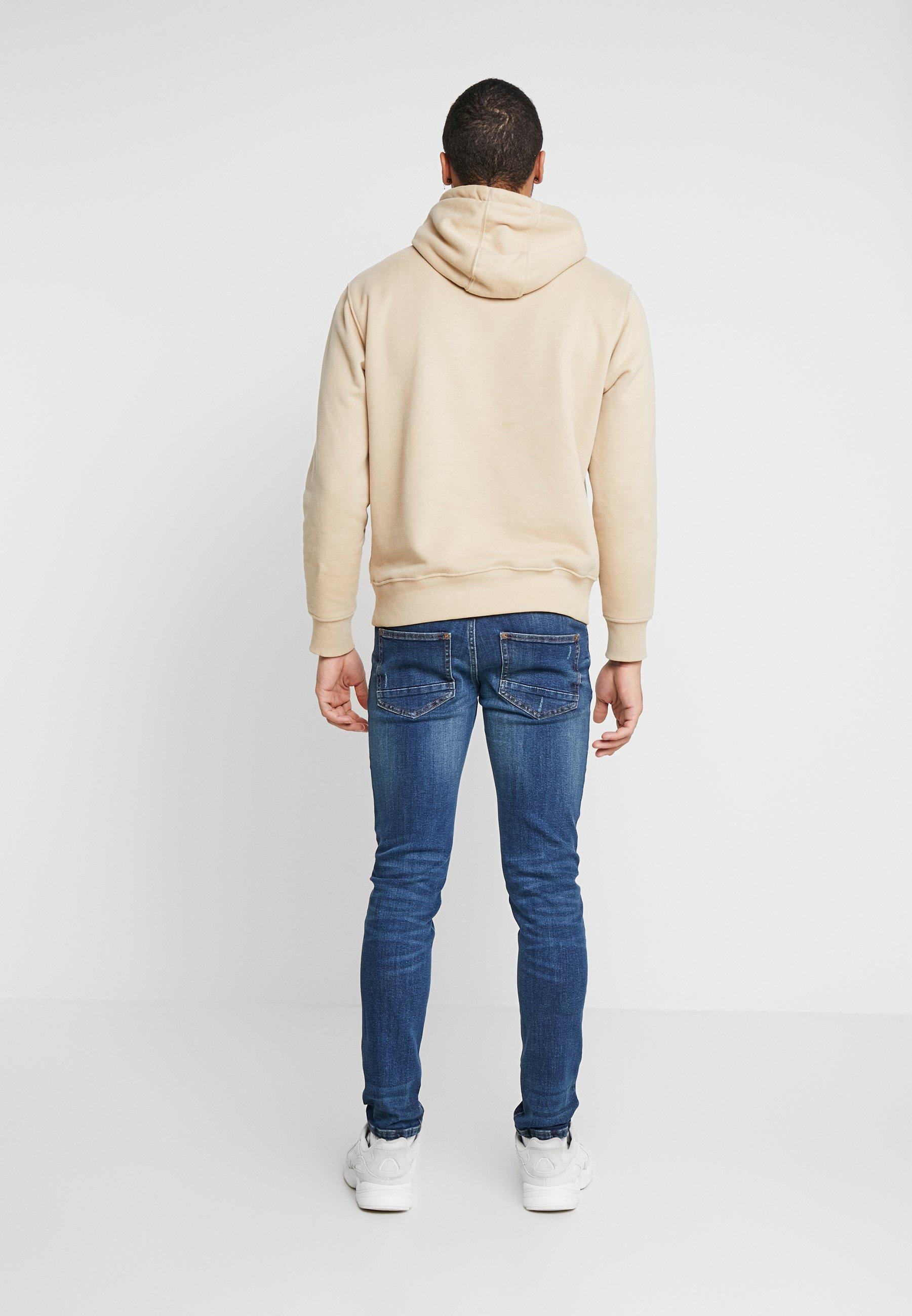 Redefined Rebel Copenhagen - Jeans Slim Fit Pure Indigo/blå Denim