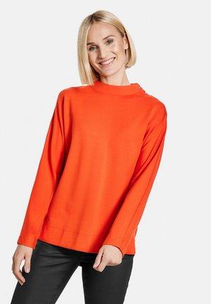 LANGARM - Long sleeved top - pumpkin