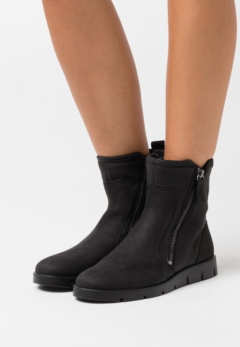 ECCO - BELLA - Korte laarzen - black