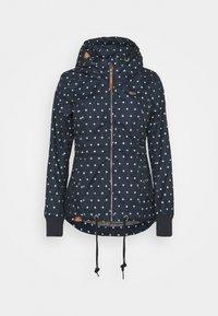 DANKA  - Light jacket - navy
