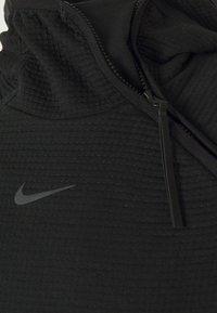 Nike Sportswear - HOODIE - Hoodie - black/anthracite - 3