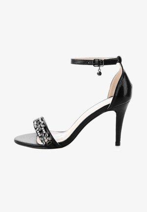 FLAZES  - High heeled sandals - black