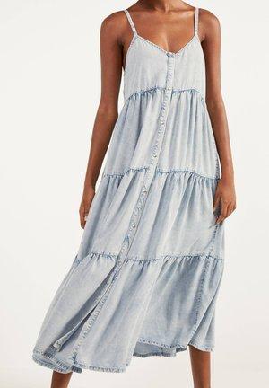 JEANSKLEID AUS LYOCELL® 00482847 - Denim dress - blue denim