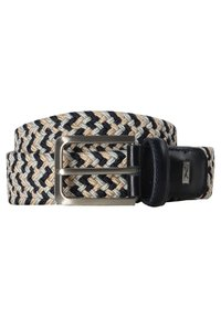 BRAX - Braided belt - sand - 0